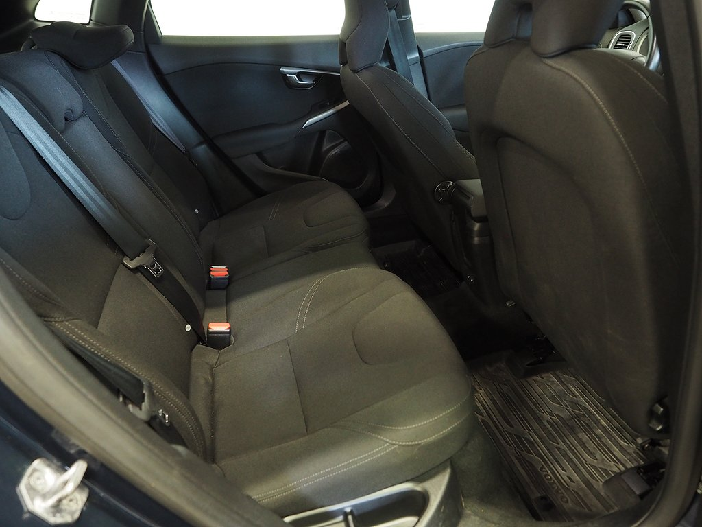 Volvo V40 D2 Aut Kinetic 115hk 2015