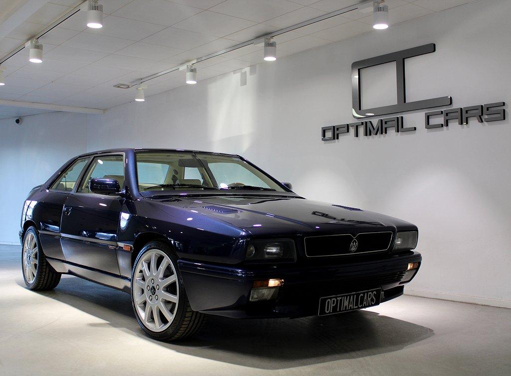 Maserati Ghibli 2.8 V6 284HK Manuell Svensksåld Samlar Ex.