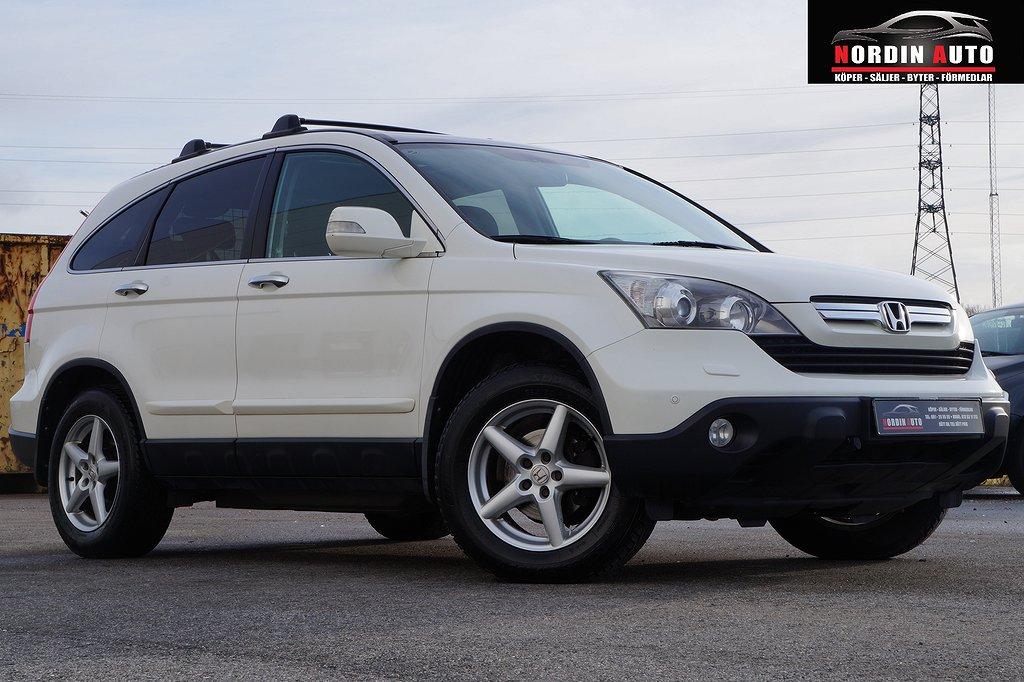Honda CR-V 2.0 4WD Aut #NAVI#PANORAMA#SKINN#