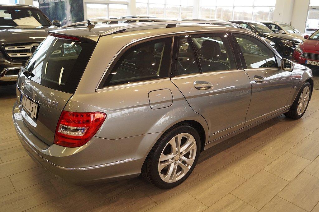 Mercedes-Benz C 220 CDI 170hk Business Plus *Drag*