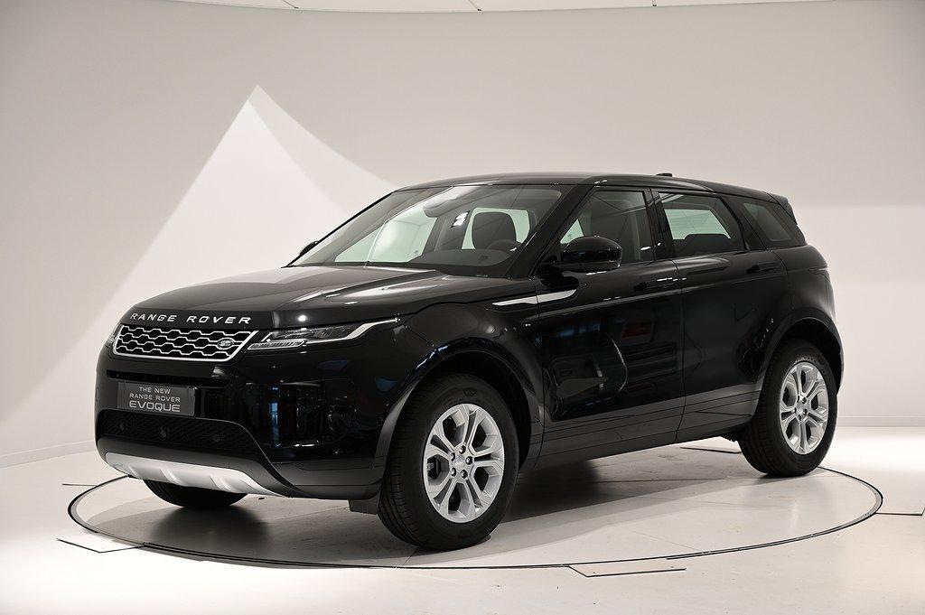 "Land Rover Range Rover Evoque P200 AWD Signature FE. 18\"" Vinterhjul ingår"