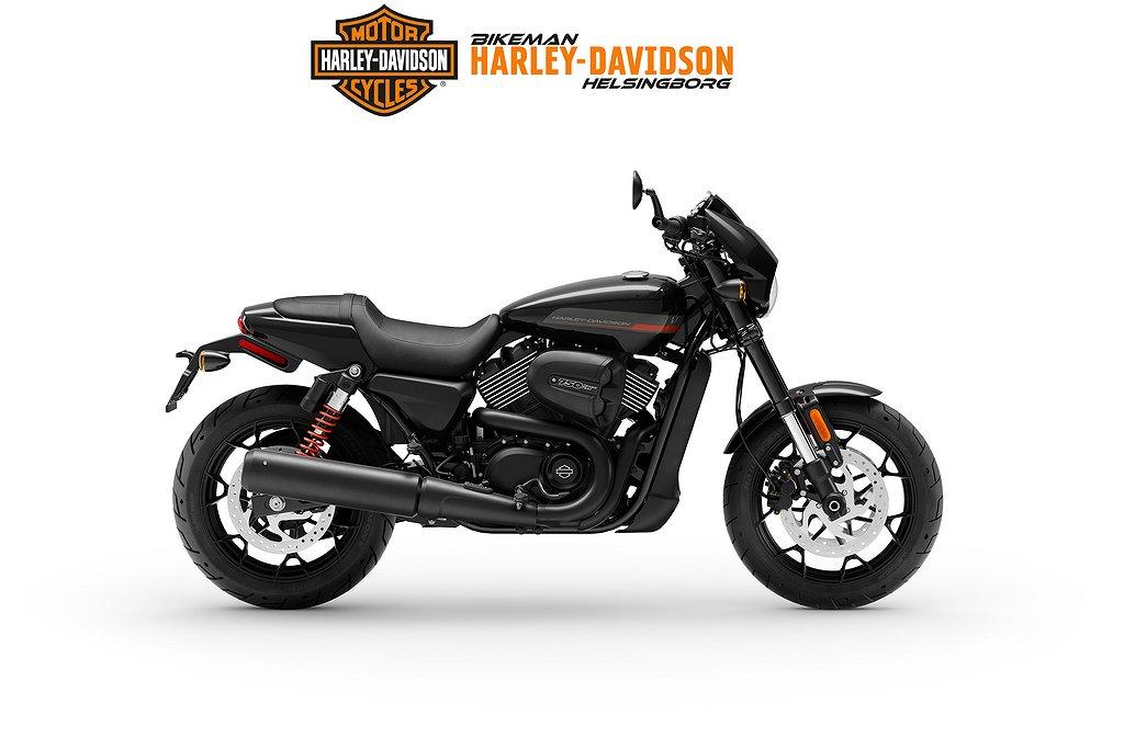Harley-Davidson XG750A 2 ÅRS GARANTI FRAKT