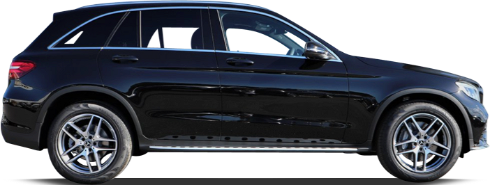 Modellbild av en Mercedes-Benz GLC