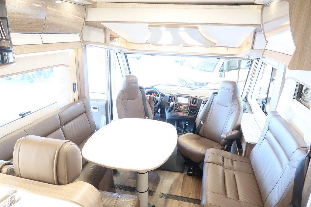 Husbil-integrerad Kabe TMI 860 LQB Imperial 41 av 43
