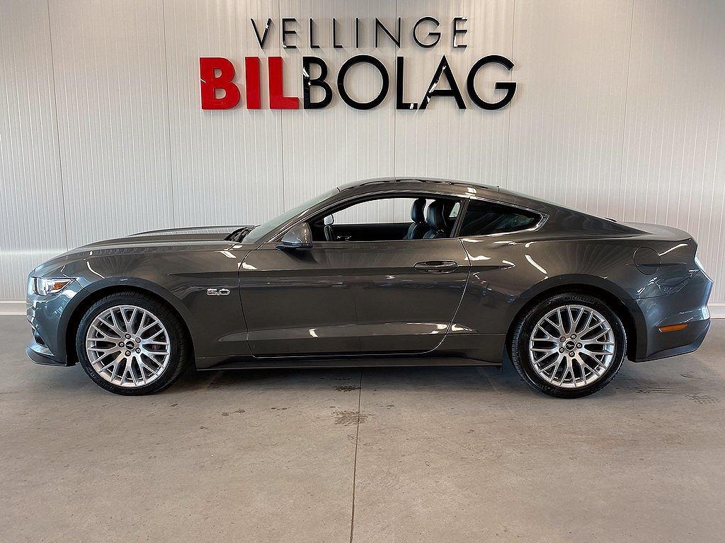 Ford Mustang GT 5.0 V8 SelectShift GT Euro 6 421hk