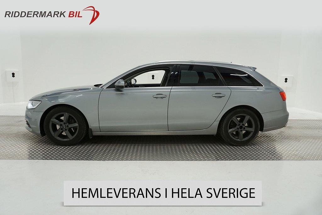Audi A6 3.0 TDI Avant quattro (204hk)