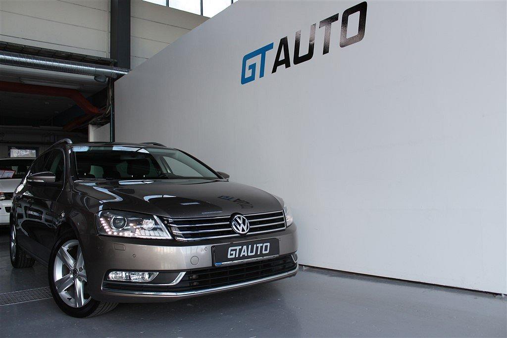 Volkswagen Passat 2.0 TDI 4Motion Panorama Premium Sport