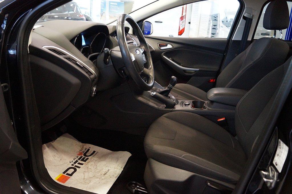 Ford Focus 1.0 EcoBoost 100hk Titanium