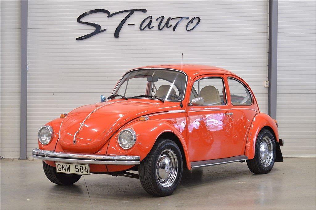 Volkswagen Bubbla 1303 S 1.6 50hk