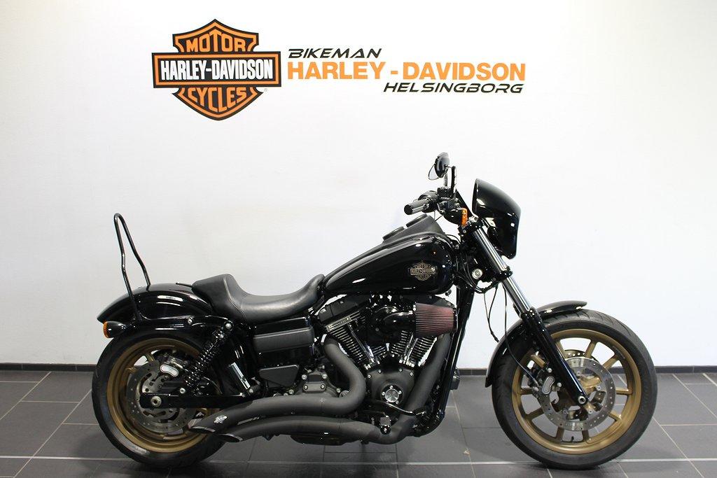 Harley-Davidson FXDLS 1 ÅRS GAR FRI FRAKT