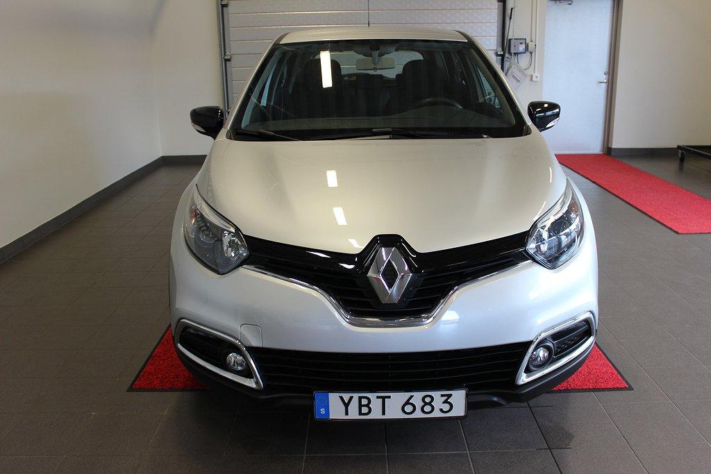 Renault Captur, 1.2 TCe Aut 120hk EU6