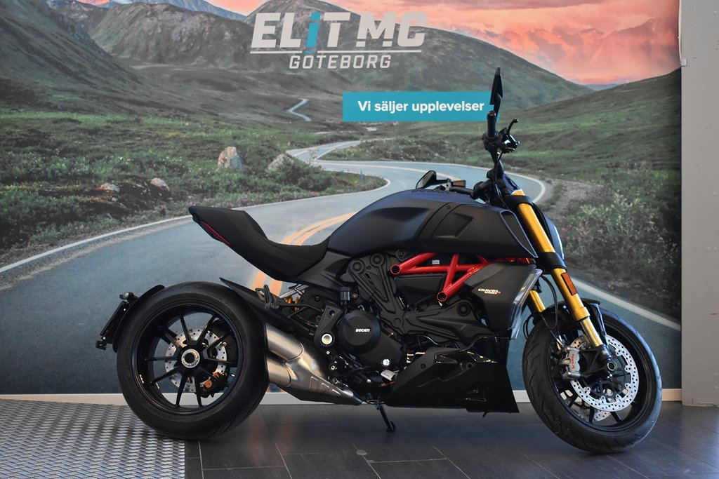 Ducati Diavel 1260S | DEMO |