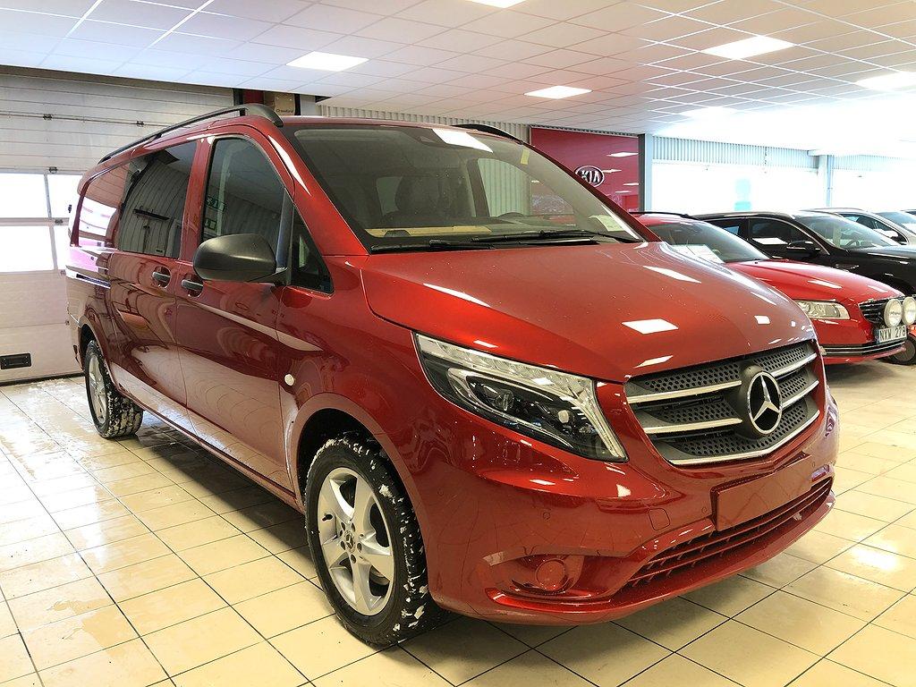 Mercedes-Benz Vito Mixto 119 CDI 4x4 ex lång