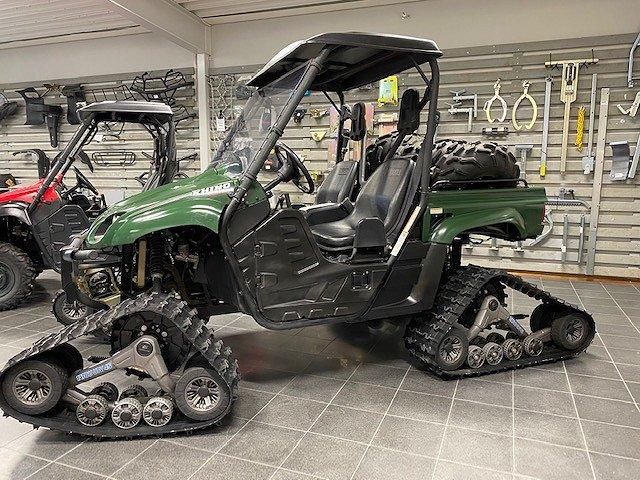 Yamaha YXR 700