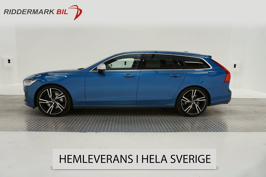 Volvo V90 T6 AWD (310hk)
