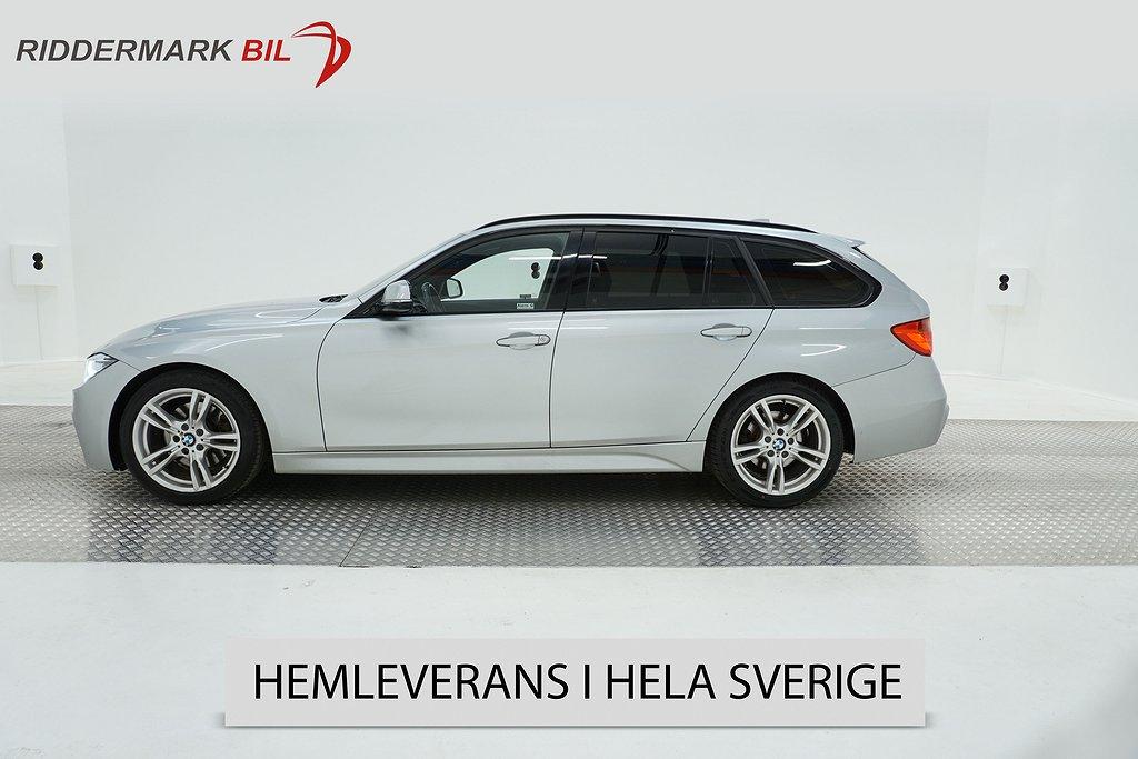 BMW 328i Touring, F31 (245hk)
