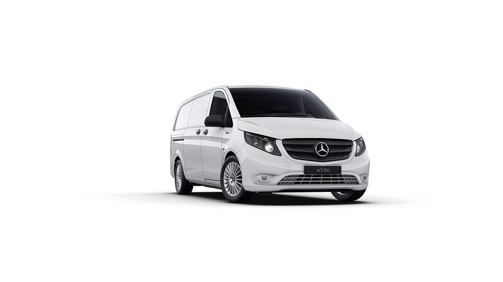 Mercedes-Benz Vito eVito Skåp X-Lång ELBIL