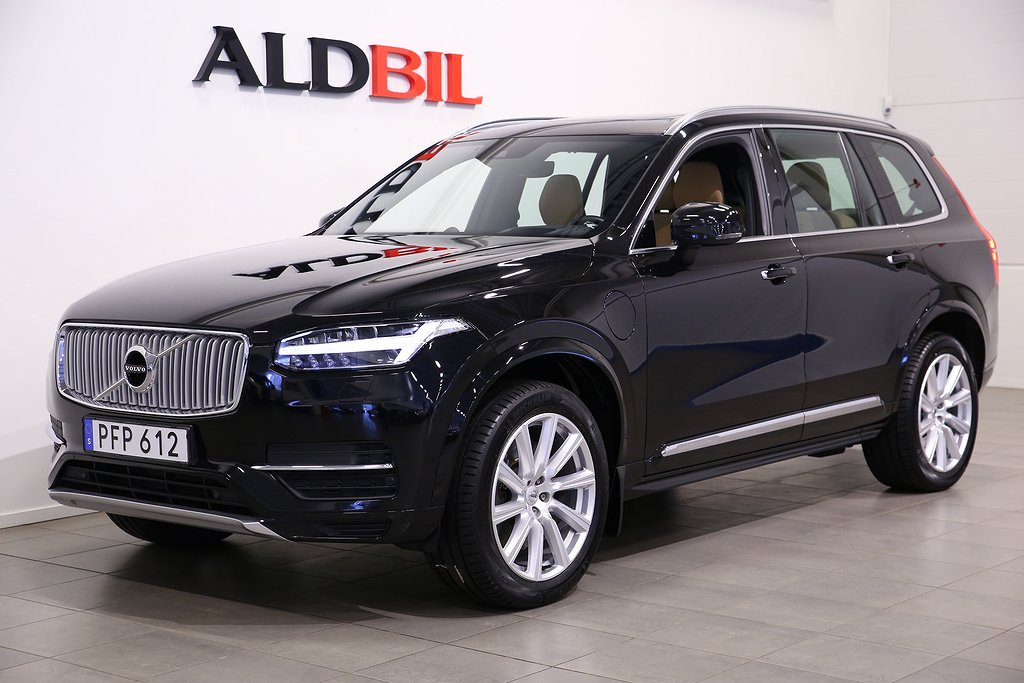Volvo XC90 T8 TwEn 390hk 7-sits AWD Inscription Pro / Bowers