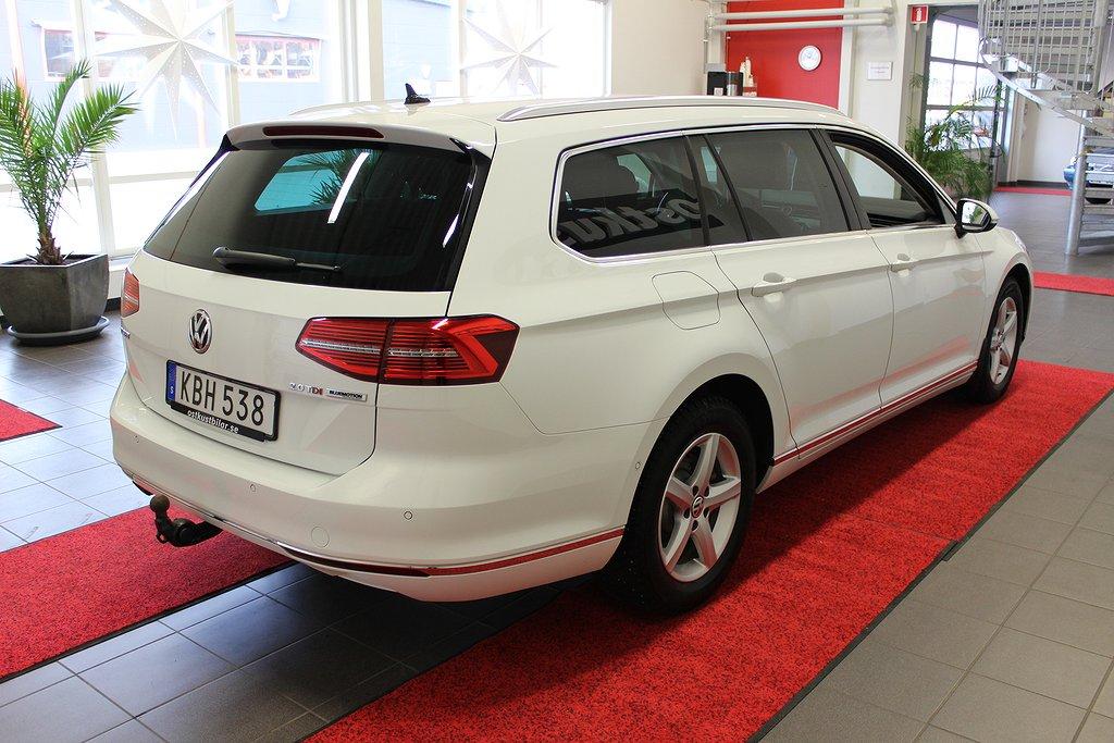 Volkswagen Passat, 2.0 TDI GT DSG Executive