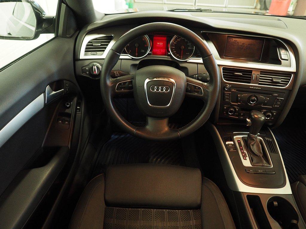 Audi A5 Coupé 2.7 TDI V6 190hk Automat Comfort 2011