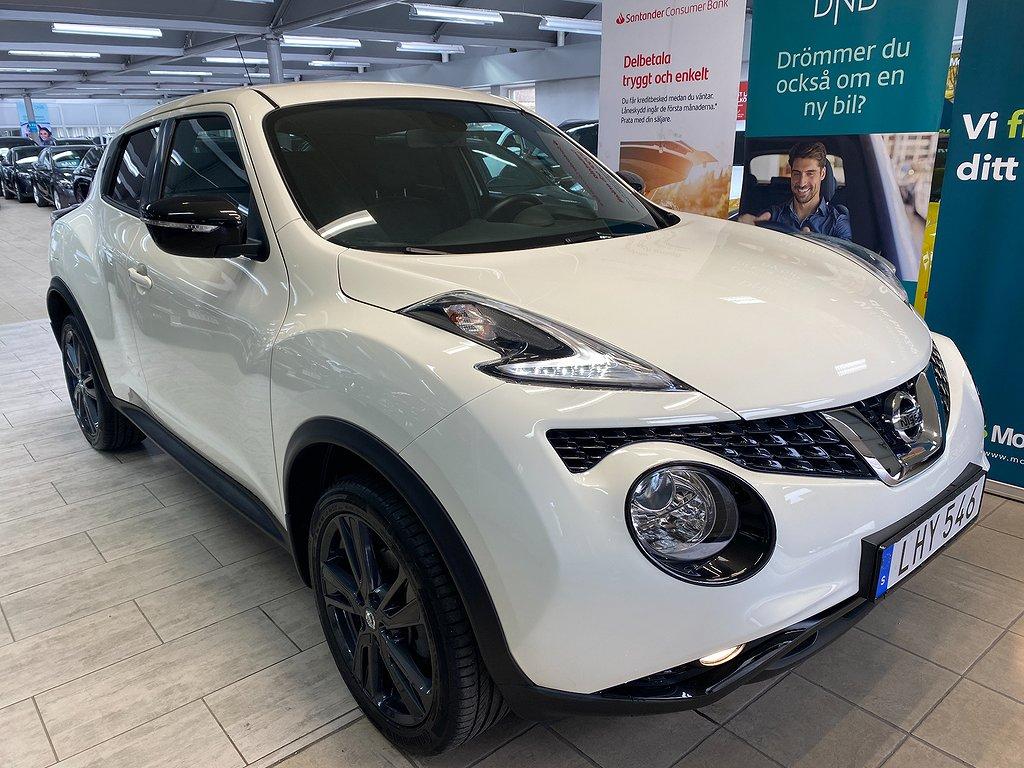 Nissan Juke 1.2 (115hk) DIG-T*Obs2000Mil*1,99%*