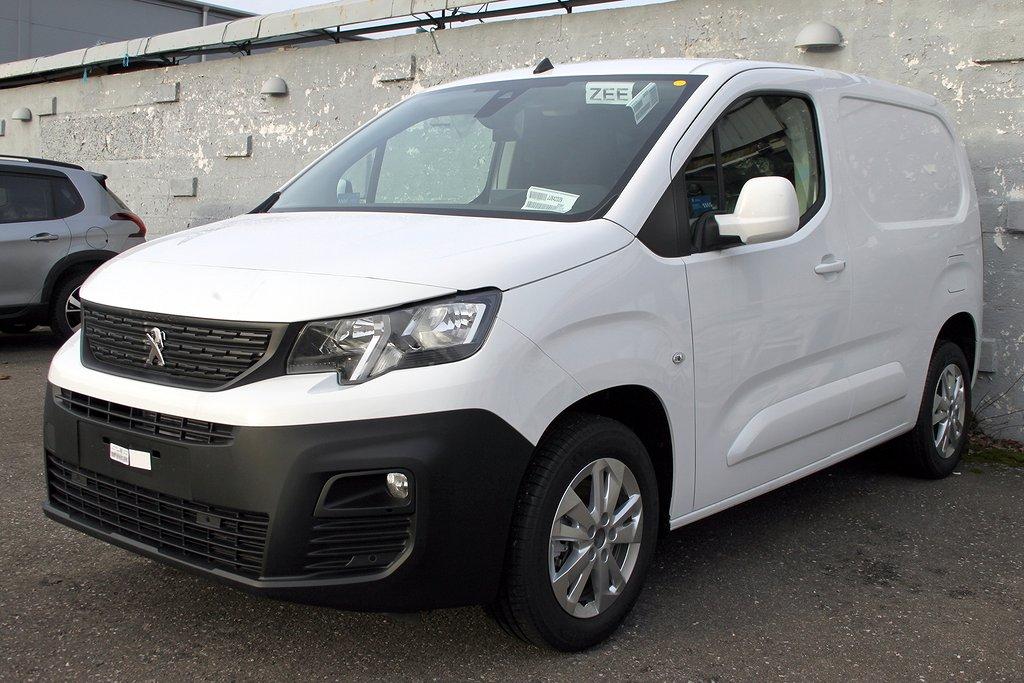 Peugeot Partner PRO+ L1 3,3m3 BlueHDi 100 LAUNCH EDITION