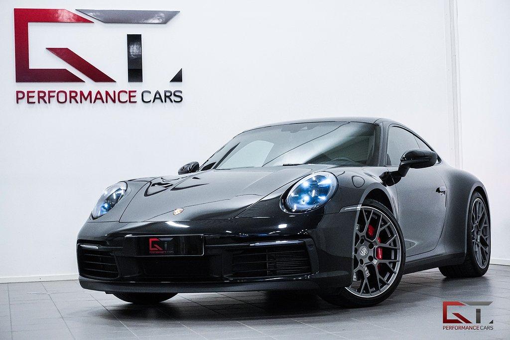 Porsche 911 Carrera 4S PDK Sv Såld SE SPEC