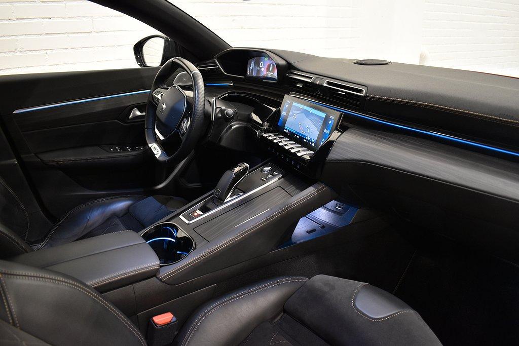 Peugeot 508 2.0 BlueHDi 5dr (180hk)