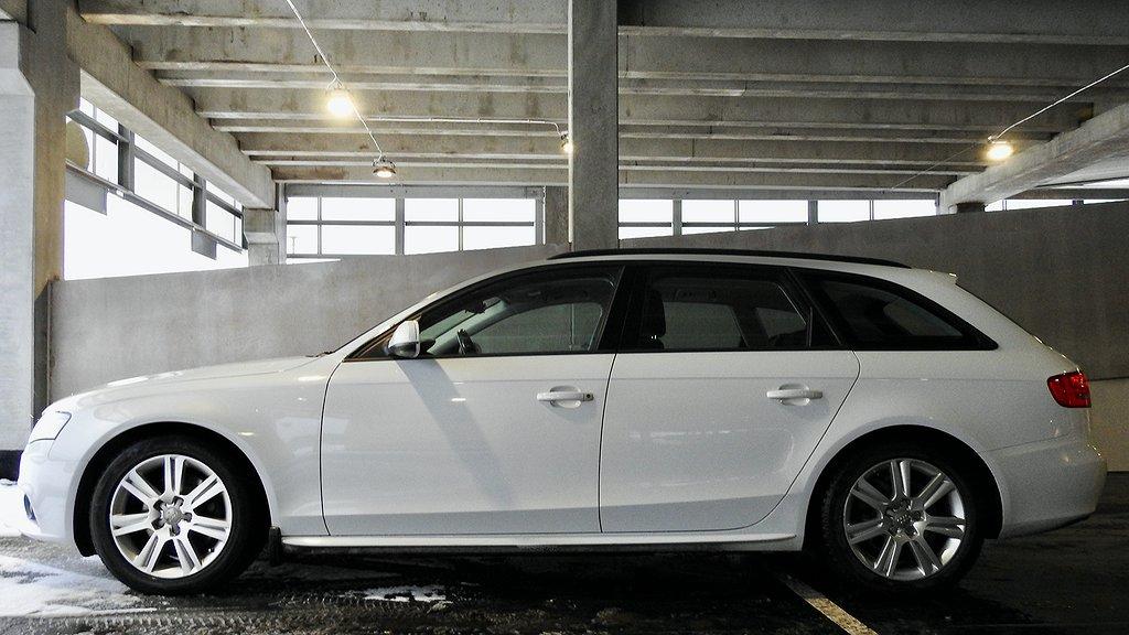 Audi A4 Avant 2.0 TDI DPF quattro Proline 170hk