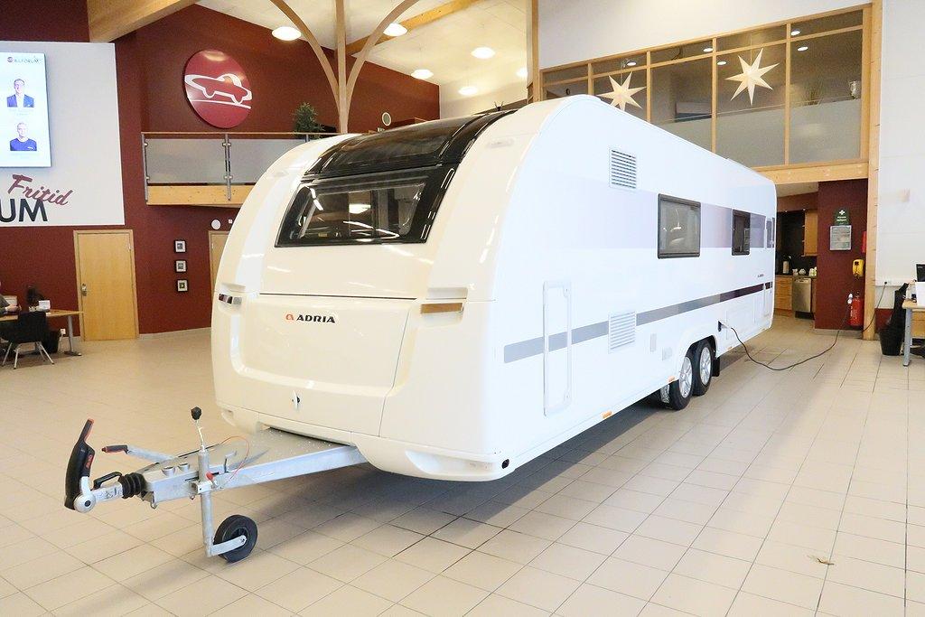 Adria Alpina 753 HK (Sveriges mest sålda husvagn)