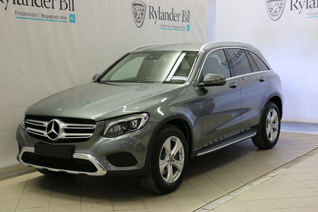 Mercedes-Benz GLC 250 4MATIC SE-Edition