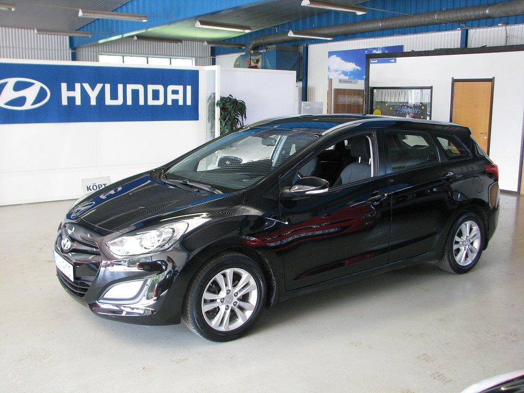 Hyundai i30 cw 1.6 CRDi 110hk business