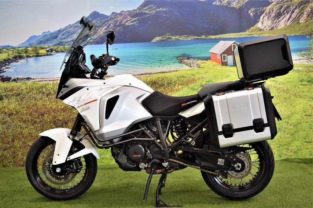 KTM 1290 Super Adventure  Nyserv Packväskor