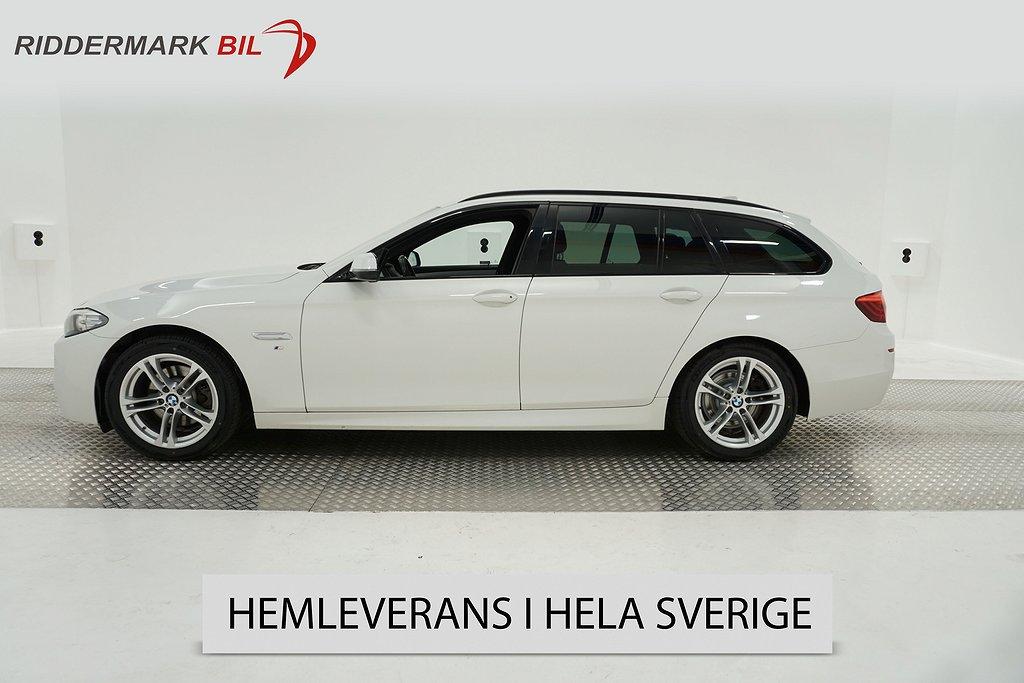 BMW 520d xDrive Touring, F11 (184hk)