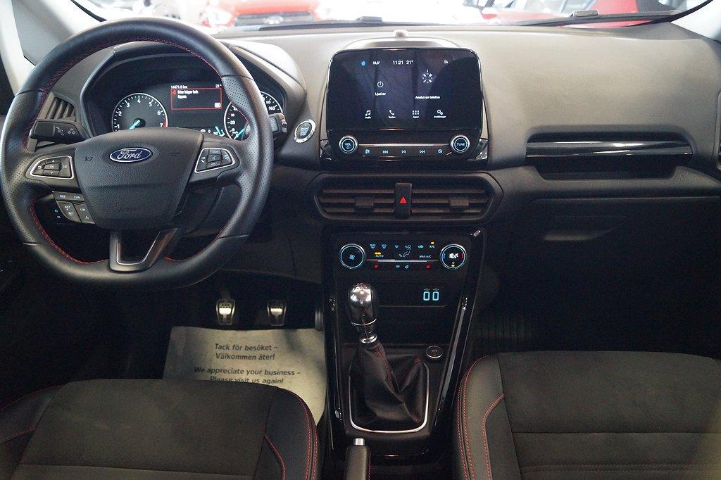Ford Ecosport ST-Line 1.0T EcoBoost 125hk