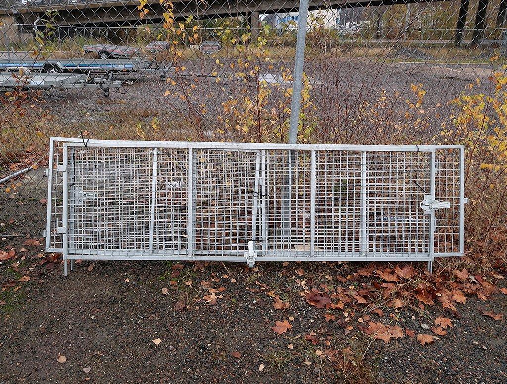 Reko Nätgaller Reko släp 135x252 cm