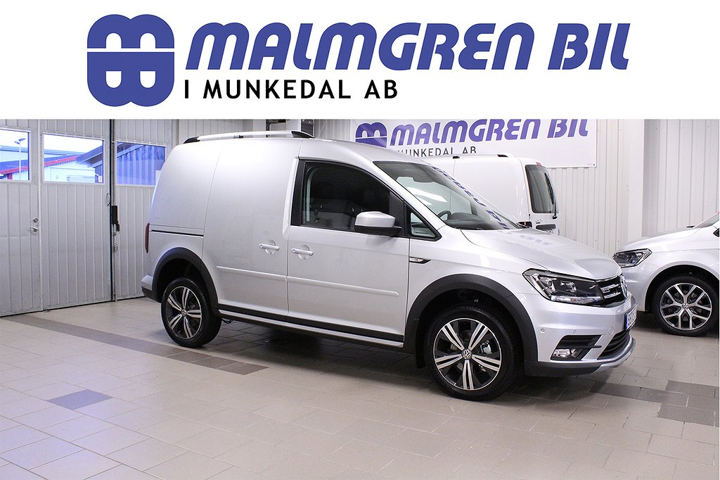 Volkswagen Caddy Alltrack 150 DSG 4M Xenon