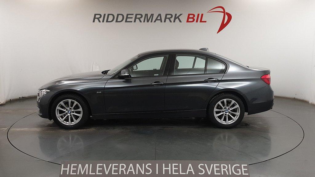BMW 318d xDrive Sedan, F30 (150hk)