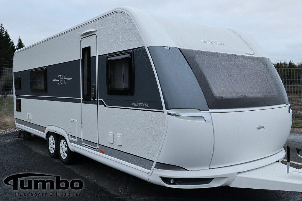 Hobby 650 KFU Prestige -Alde-Ugn