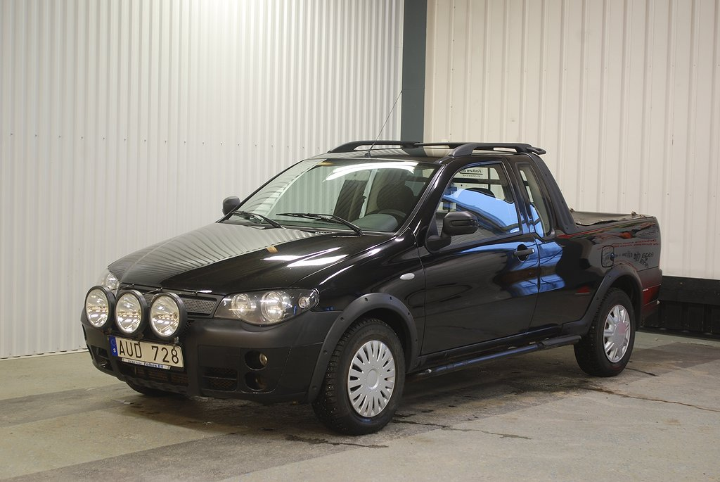 Fiat Strada Adventure 1,3 MJT