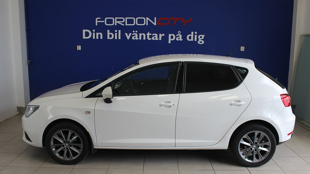 Seat Ibiza 1.2 TSI Itech 1 Års Garanti