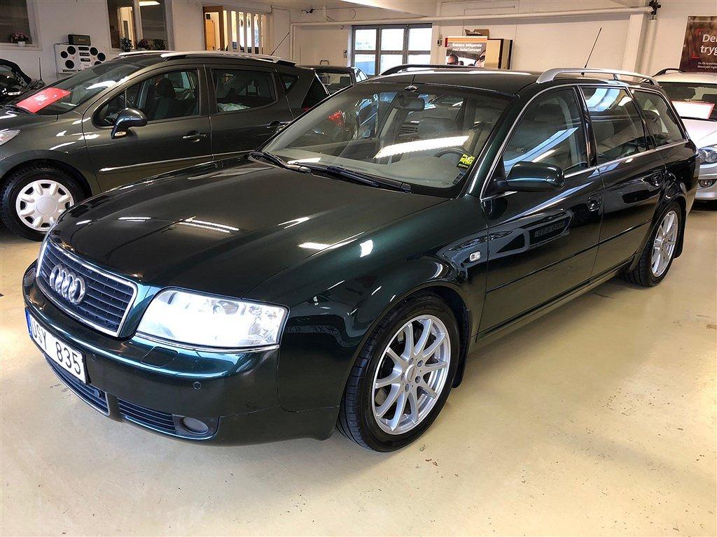 Audi A6 AVANT 3,0 V6 QUATTRO