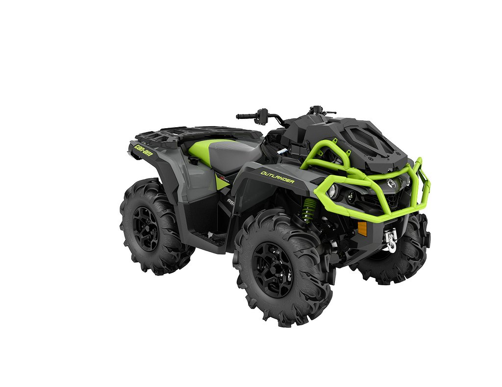 Can-Am Outlander 650 XMR