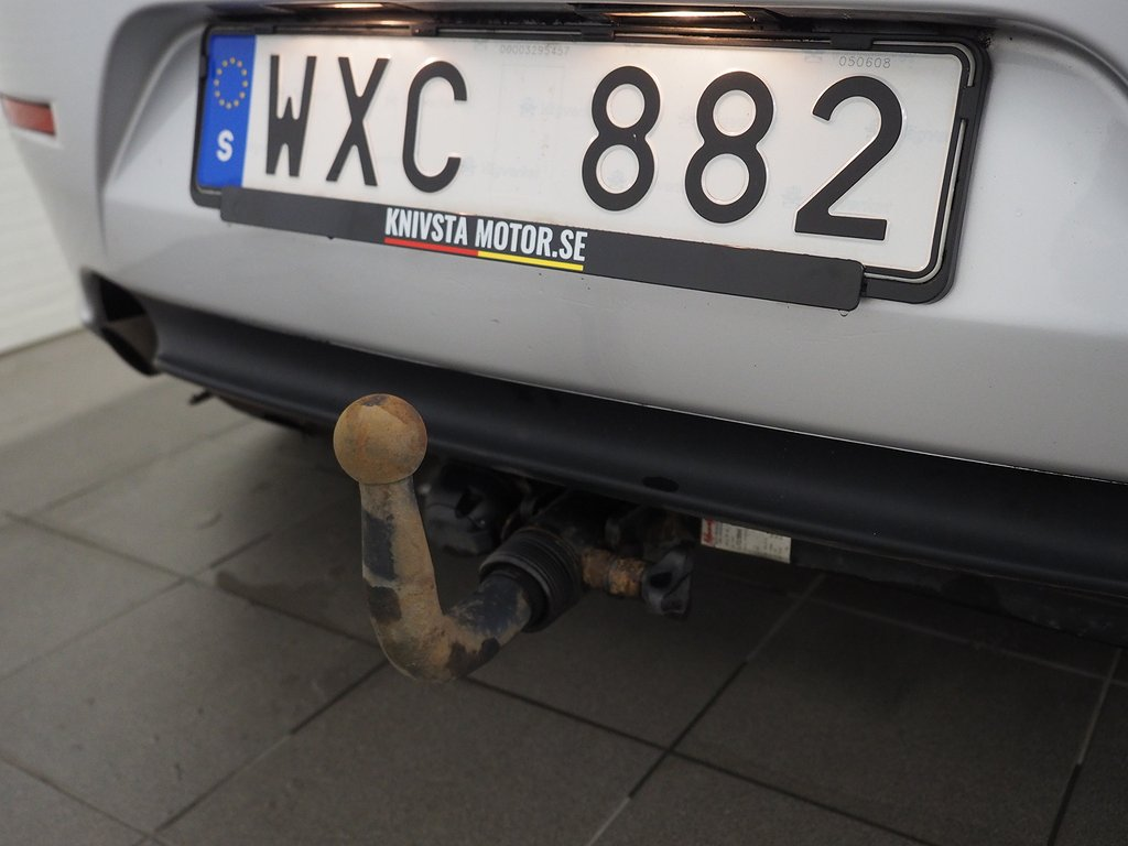 Alfa Romeo 147 2.0 TS Distinctive 150hk Drag 2005