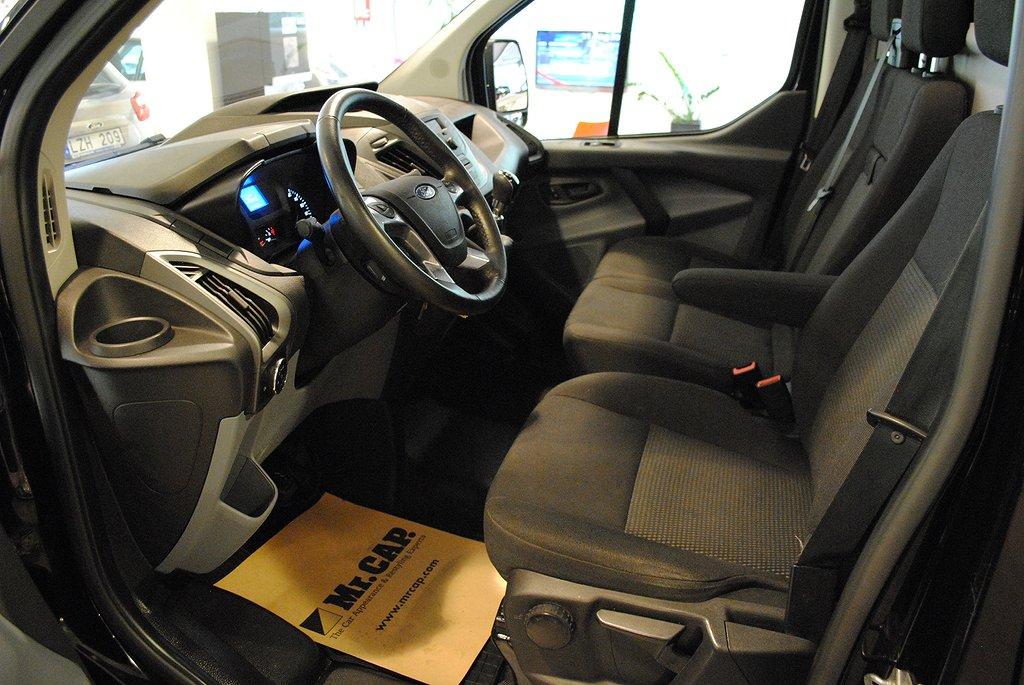 Ford Custom L1 270 2.2 TDCI 100hk