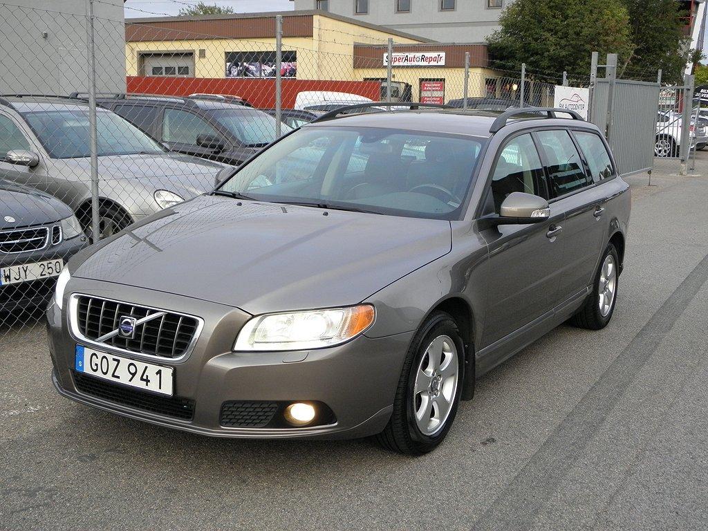 Volvo V70 2.4D Momentum 163hk/Drag