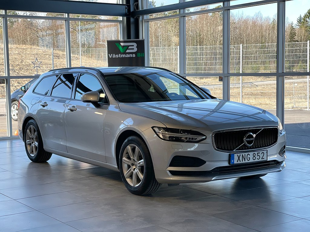 Volvo V90 D3 150hk/AWD/Business/Euro6/auto
