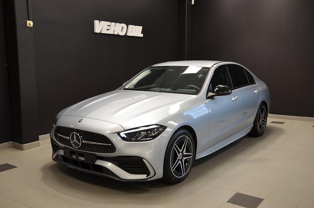 Mercedes-Benz C 220 d Sedan, AMG, Night package