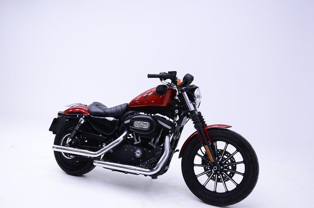 "Harley-Davidson XL883 Iron  ""Fri hemleverans"""