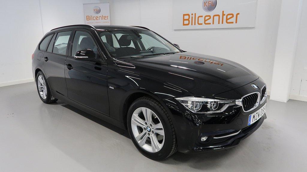 BMW 320 d xDrive Aut-Navigation-SoV Sport Line Euro 6 190hk